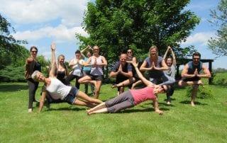 Yogawochenende