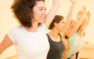 Yoga steigert die Konzentration