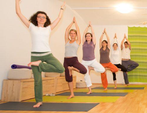 Yoga für MitarbeiterInnen in Wien