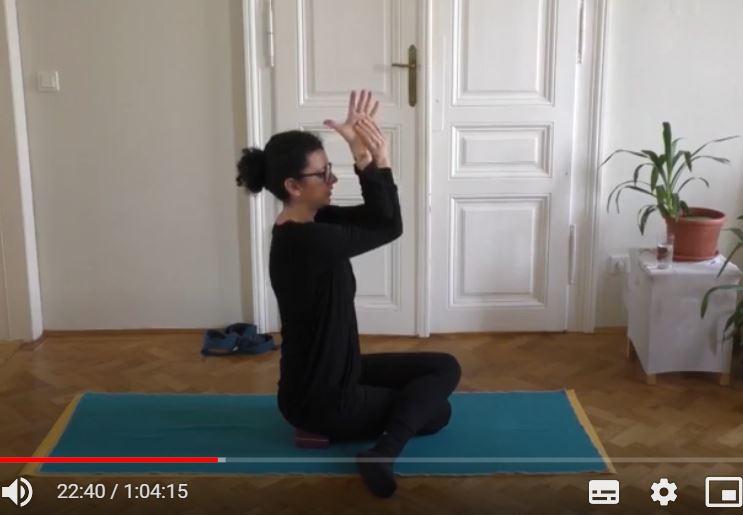 flexible Hüften